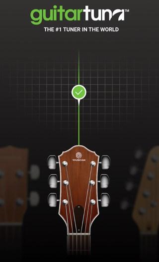 app afinador de guitarra